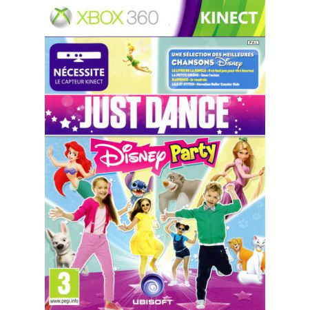 Jeu Xbox 360 - Just Dance Disney Party