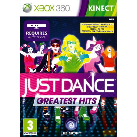 Jeu Xbox 360 - Just Dance Greatest Hits