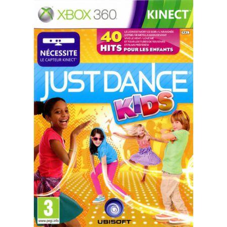 Jeu Xbox 360 - Just Dance Kids