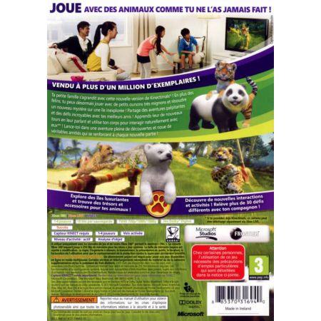 Jeu Xbox 360 - Kinectimals : Joue Avec Des Ours