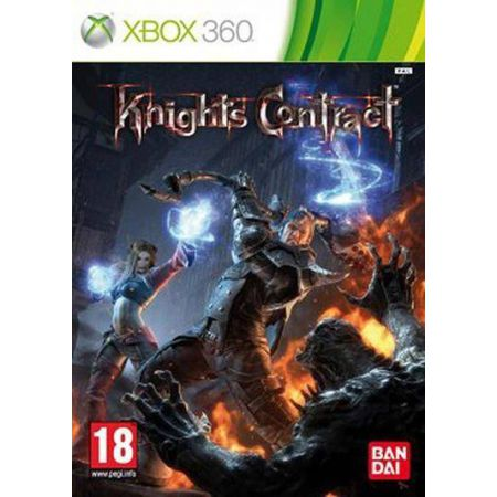 Jeu Xbox 360 - Knights Contract