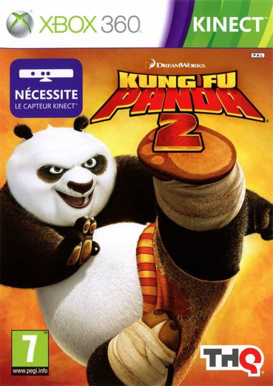 jeu xbox 360 kung fu panda 2 kinect jeux video. Black Bedroom Furniture Sets. Home Design Ideas