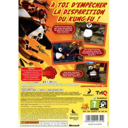 Jeu Xbox 360 - Kung Fu Panda 2 (Kinect)