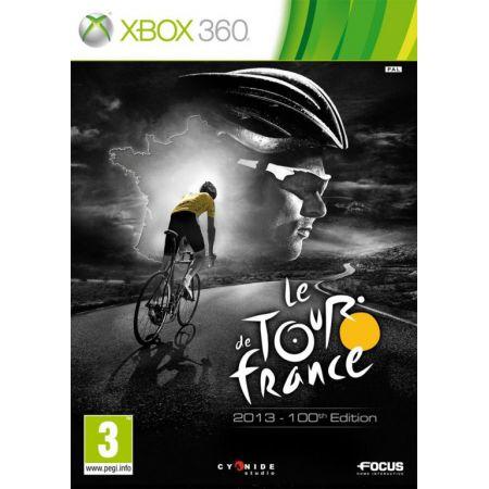 Jeu Xbox 360 - Le Tour De France 2013 - 100e Edition
