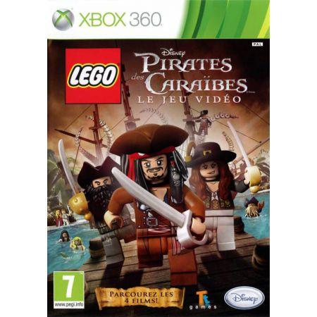 Jeu Xbox 360 - Lego Pirates des Caraibes