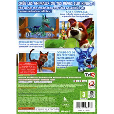 Jeu Xbox 360 - Les Z'animo Fantastic (Kinect)
