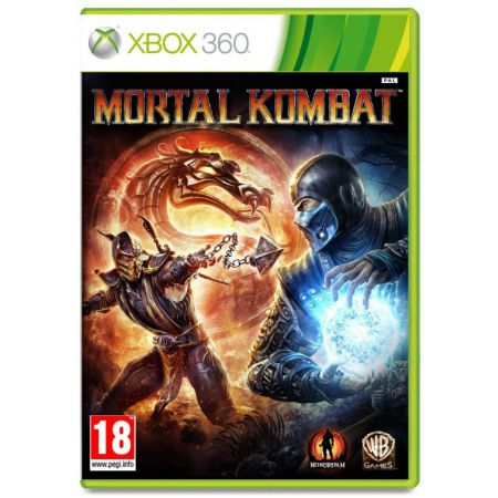Jeu Xbox 360 - Mortal Kombat