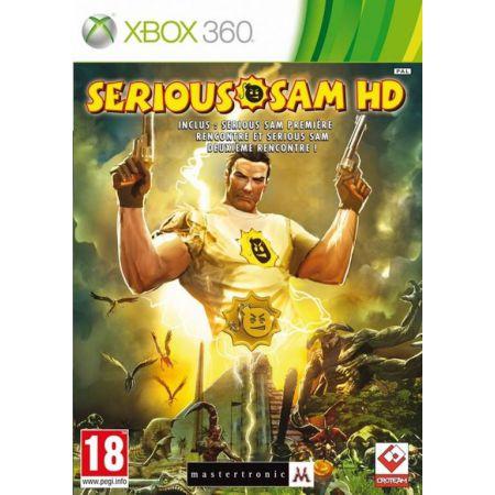 Jeu Xbox 360 - Serious Sam HD Gold