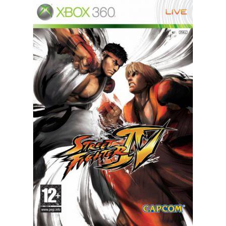 Jeu Xbox 360 - Street Fighter IV