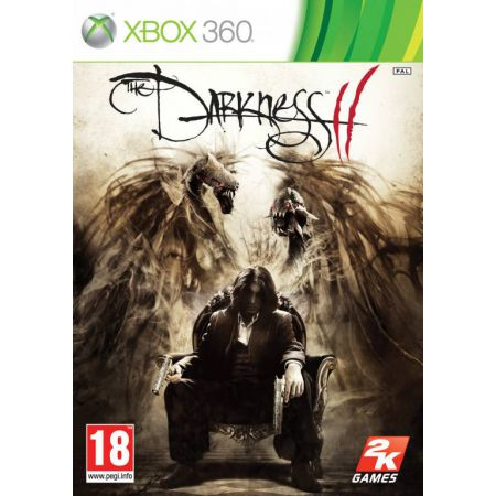 Jeu Xbox 360 - The Darkness 2