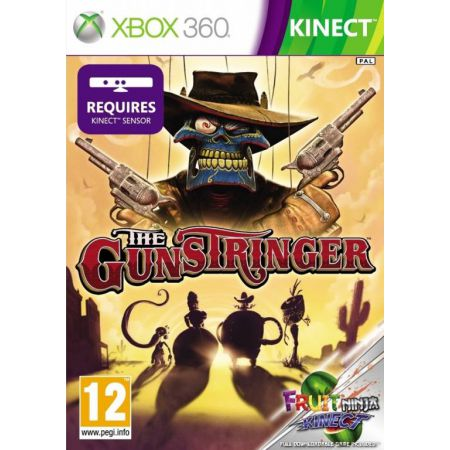 Jeu Xbox 360 - The Gunstringer