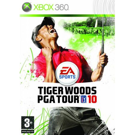 Jeu Xbox 360 - Tiger Woods PGA Tour 10 (2010)