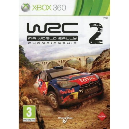 Jeu Xbox 360 - Wrc 2 Fia World Rally Championship