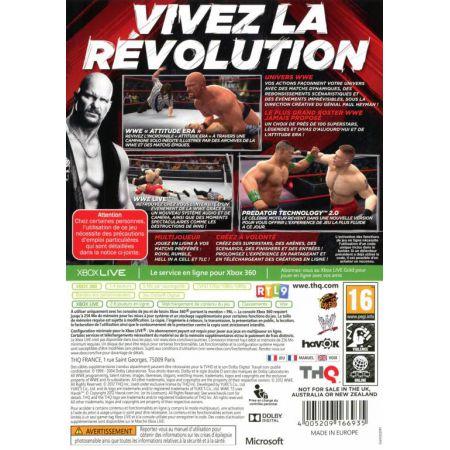 Jeu Xbox 360 - WWE 13