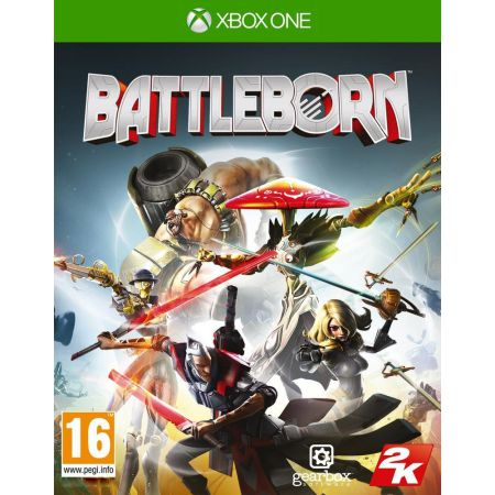 Jeu Xbox One - Battleborn
