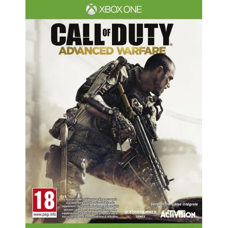 Jeu Xbox One - Call Of Duty Advanced Warfare