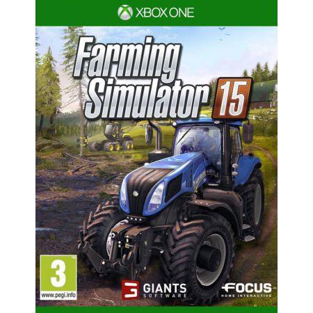 Jeu Xbox One - Farming Simulator 15