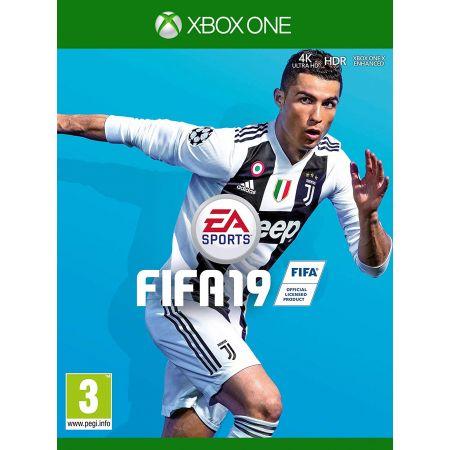 Jeu Xbox One - Fifa 19