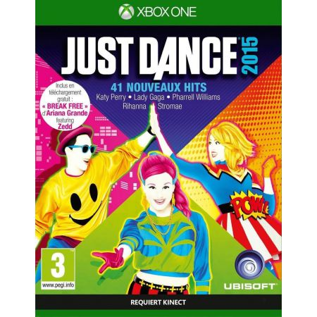 Jeu Xbox One - Just Dance 2015