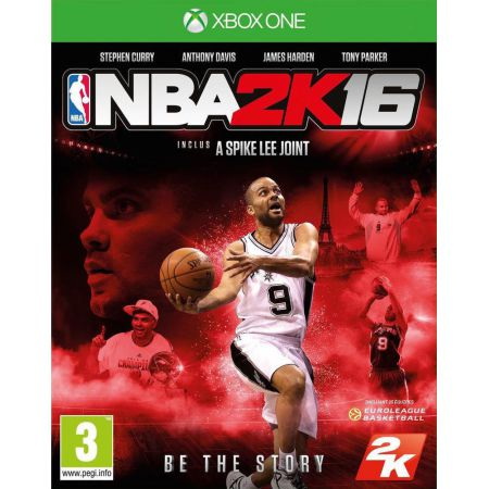 Jeu Xbox One - NBA 2K16