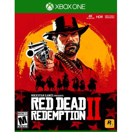 Jeu Xbox One - Red Dead Redemption 2