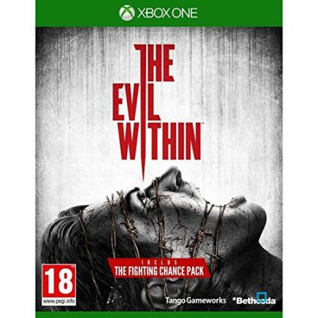 Jeu Xbox One - The Evil Within