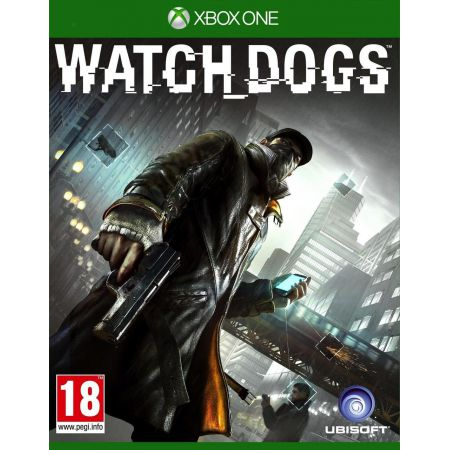 Jeu Xbox One - Watch Dogs