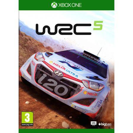 Jeu Xbox One - WRC 5
