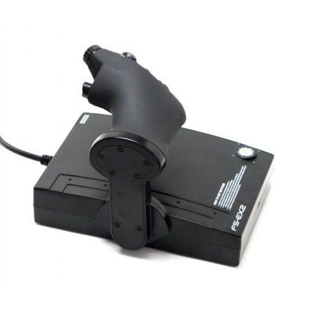 Joystick + Manette de Gaz Flight Stick EX2 Officielle Microsft - Avion - Hori