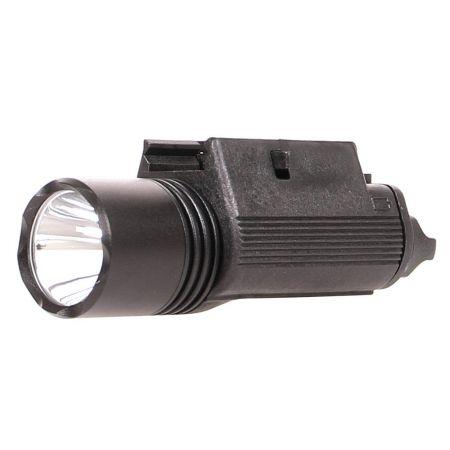 Lampe Tactique LED CREE Type Streamlight M3 Noir - S&T