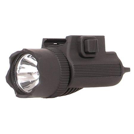 Lampe Torche Tactique Courte Super Xenon 16085