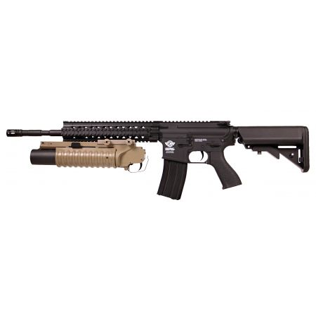 Lance Grenade M203 Court Noir - S&T