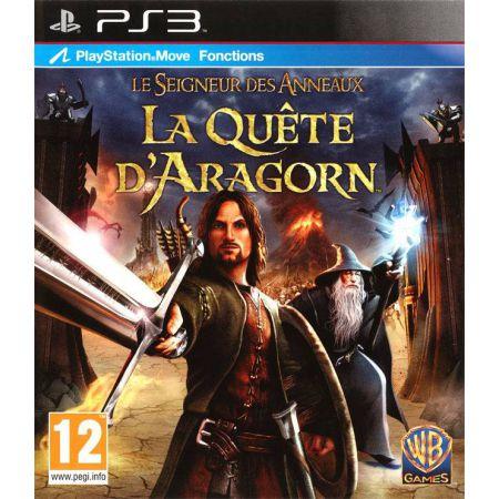 Le Seigneur Des Anneaux La Quete D Aragorn Ps3
