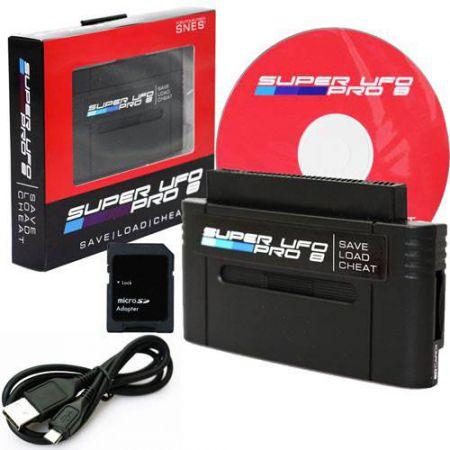 Linker Super UFO Pro 8 Console Super Nintendo Nes SNes - UFO-SNES-652