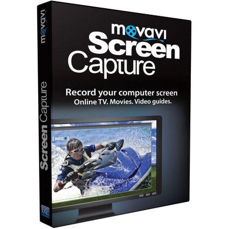 Logiciel Movavi Screen Capture 4 - JPC0370