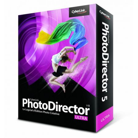Logiciel Photo Director 5 Ultra - JPC1512