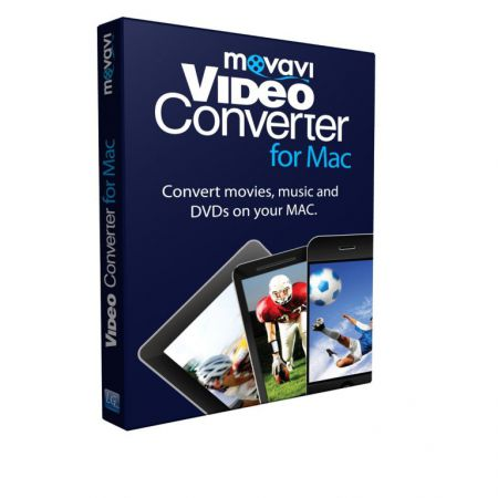 Logiciel Pour Mac - Movavi Video Converter For Mac