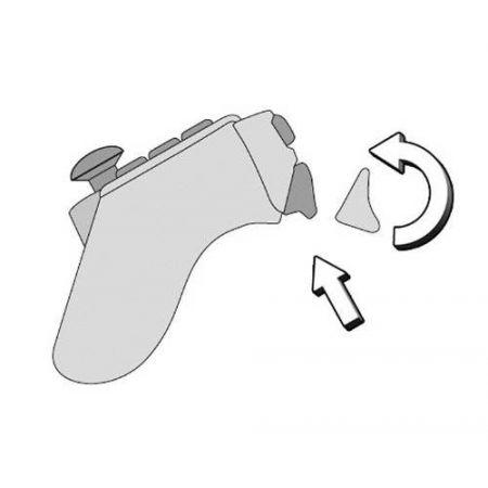 Lot de 10 Adaptateurs Grips Joystick + 2 Triggers Snakebyte