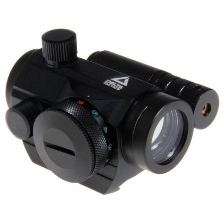 Lunette 1x25 - Point Rouge & Vert Red Green Dot + Laser - Delta Tactics