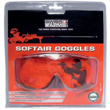 Lunette De Protection Standard Airsoft Swiss Arms 603926