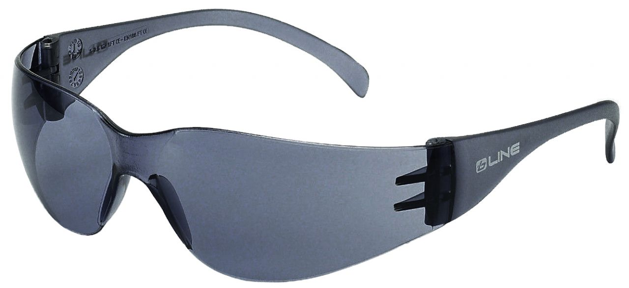 Lunettes De Protection BL10 (Verres Noirs Fumés) Bolle Safety - Airs.. ae2410affd09