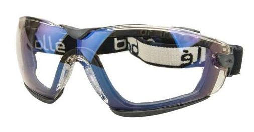 lunettes masque de protection bolle safety cobra ecran esp cobfses. Black Bedroom Furniture Sets. Home Design Ideas