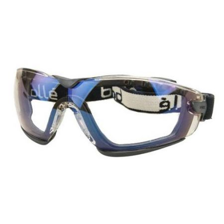 lunettes masque de protection bolle safety cobra ecran. Black Bedroom Furniture Sets. Home Design Ideas
