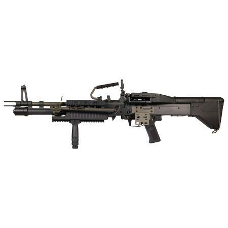 Machine Gun US Ordnance M60E4 MK43 Commando AEG Full Metal ASG ARES 16990