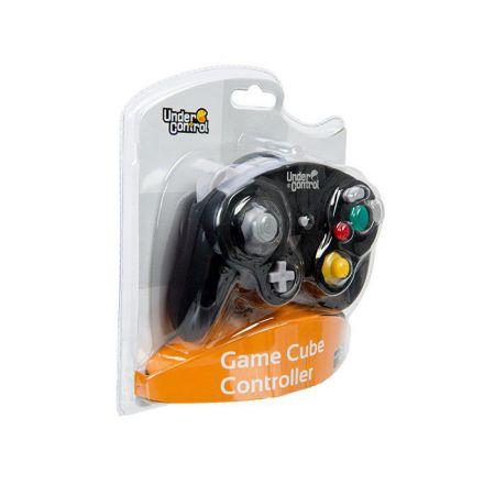 Manette Console Nintendo GameCube & Wii Noire Under Control - AWII0443