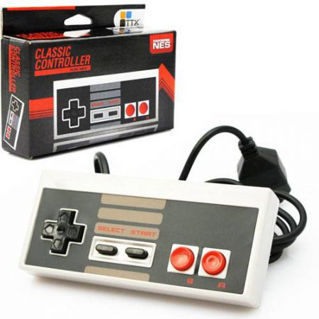 Manette Filaire Nintendo Nes Entertainment System - NXNES-006
