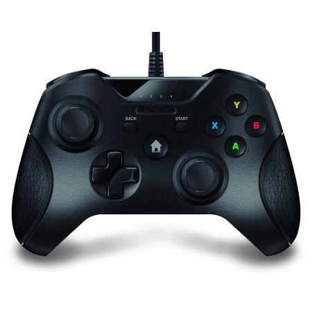 Manette Filaire pour Console Xbox 360 Under Control Noire - 3234