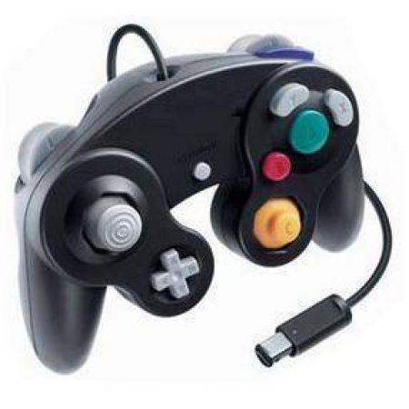 Manette Gamecube Wii Noir