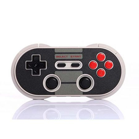 Manette Nes NES30 Pro Bluetooth 8Bitdo pour Smartphone, Tablettes, PC, MAC (Android, Windows, iOS)