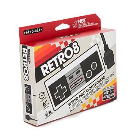 Manette Nintendo NES - Prenium - RETRO8